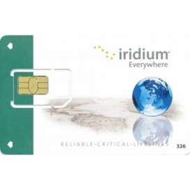 Ricarica 500 minuti - Valida per 665 giorni Iridium