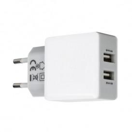 Caricatore da parete - doppio USB