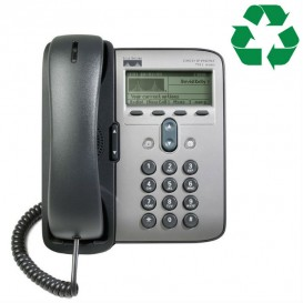 Telefono fisso Cisco IP 7911G Ricondizionato