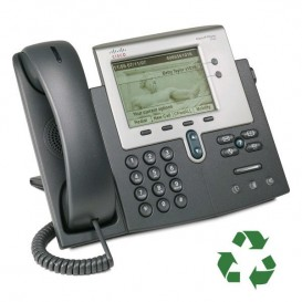Telefono fisso Cisco IP 7942G Ricondizionato