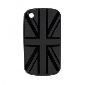 Custodia BlackBerry bandiera UK nera