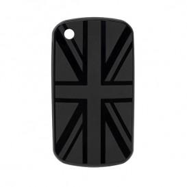 Custodia BlackBerry bandiera UK nera