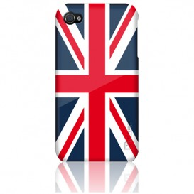 Custodia iPhone 4/4S bandiera UK