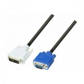 DVI-A/VGA HD 15m Single Link