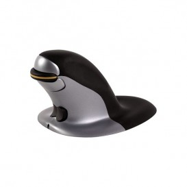 Mouse verticale Fellowes Penguin® - medium wireless