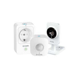 Smart Home HD Starter Kit DCH-100KT