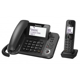 Telefono fisso Panasonic KX-TGF320