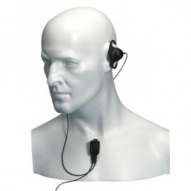 Micro-auricolare per walkie talkie Entel Serie DX
