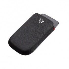 Custodia in pelle per BlackBerry Curve