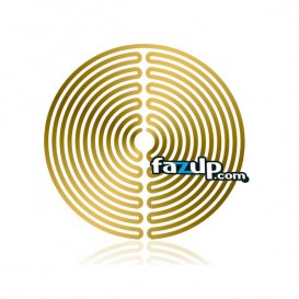 Parche de protección Fazup Gold