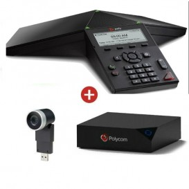 Realpresence Trio 8300 Collaboration Kit con EagleEye Mini