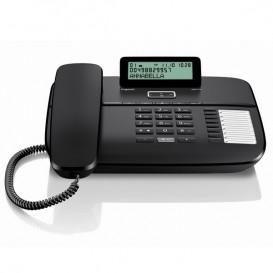 Telefono Fisso Siemens Gigaset DA710 Nero