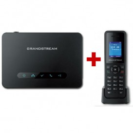 Base Dect Grandstream DP750 + cordless DP720