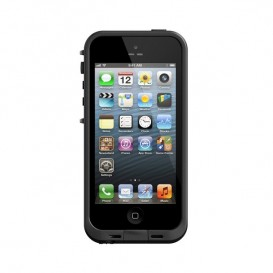Custodia Lifeproof per iPhone 5 Nera