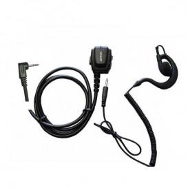 Micro-auriculare Motorola 1 pin + Auriculare gancio