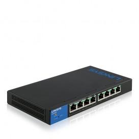 Linksys LGS308P 8 porte PoE