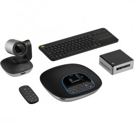Logitech Group Kit con Intel NUC
