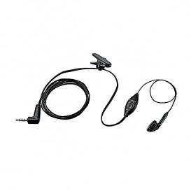 Auricolare Vertex con microfono e PTT