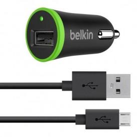 Caricatore da auto 2.1A - 10W USB-micro USB