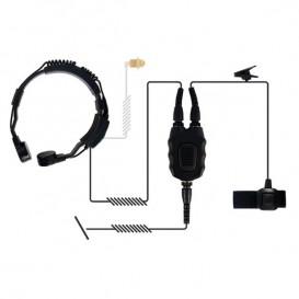 Laringofono per Motorola TKLR