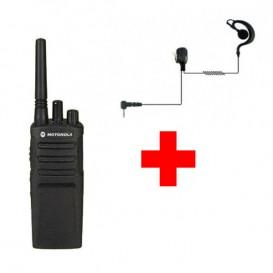 Pack Motorola XT420 + Auricolare con gancio