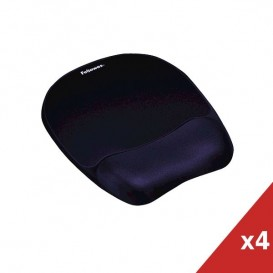 Mousepad con poggiapolsi in Memory Foam Fellowes