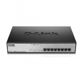 Switch D-Link DGS-1008MP