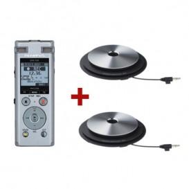 Olympus DM-720 + 2 microfoni ME-33