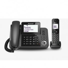 Telefono fisso Panasonic KX-TGF310