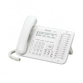 Telefono Fisso Panasonic KX-DT543 Bianco