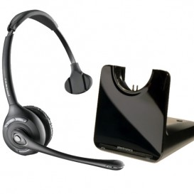 Cuffia Wireless Plantronics CS510