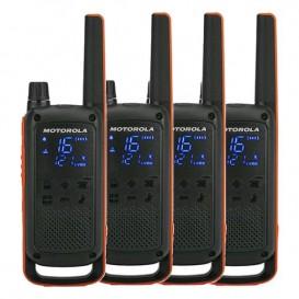 Ricetrasmittenti Motorola TLKR T82 Quartetto