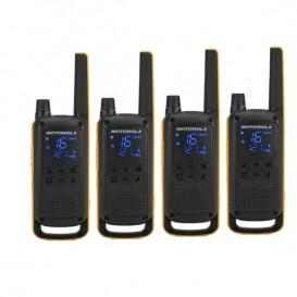 Pack Motorola TLKR T82 Extreme x4