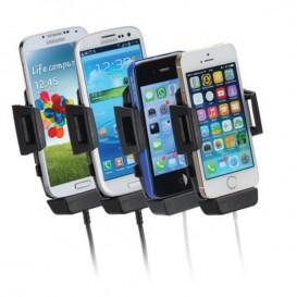 Supporto e base di ricarica per smartphone