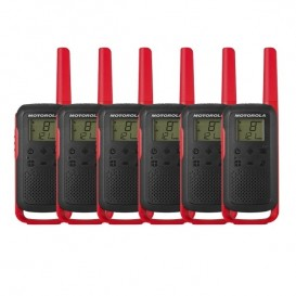 Pack sestetto Motorola Talkabout T62