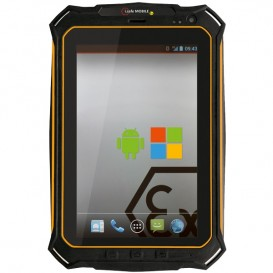 Tablet i.Safe IS910.1.NFC, Atex con fotocamera