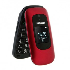 Telefunken TM 250 IZY Rosso