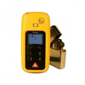 Dispositivo per lavoratori isolati Twig Protector Standard Atex 2G/3G GPS Mandown