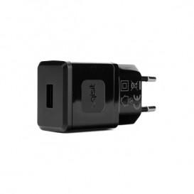 Adattatore di corrente / USB Nero