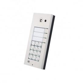 Helios IP Vario con 3 pulsanti e tastiera