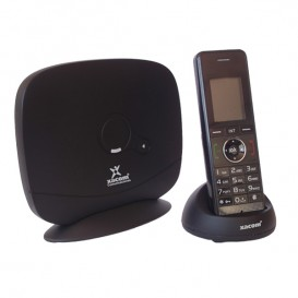 Xacom W-258B base + telefono
