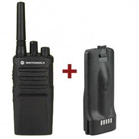 Motorola XT420 + Batteria di ricambio