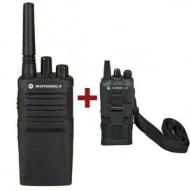 Pack Motorola XT420 + Custodia resistente