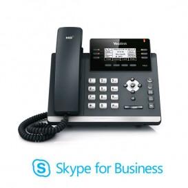 Telefono YEALINK T42 Skype for business