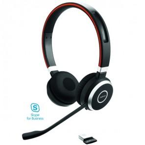 Jabra Evolve 65 UC MS Stereo Lync