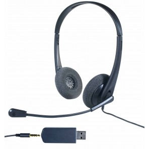 Cuffia filare HC 35 USB
