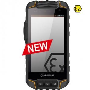 Smartphone i.safe IS520.2