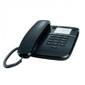 Telefono fisso Siemens Gigaset DA310 Nero