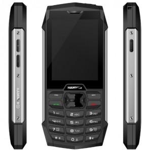 MyPhone Hammer 4 + SIlver