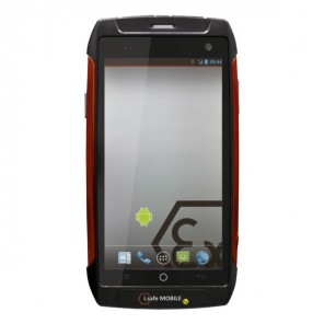 SmartPhone i.Safe IS730.2 NFC Atex senza fotocamera